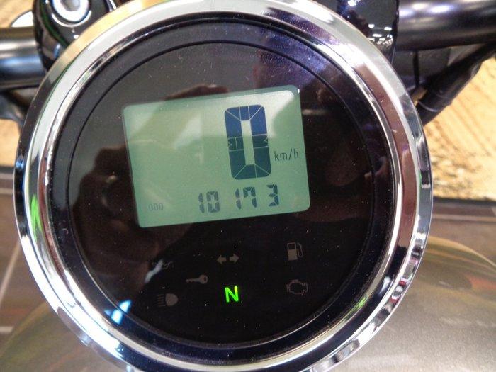 2018 Yamaha STAR BOLT R-SPEC XVS950CUSP SILVER