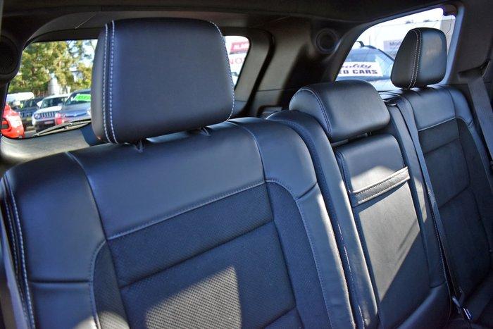 2017 Jeep Grand Cherokee SRT WK MY17 4X4 On Demand Bright White