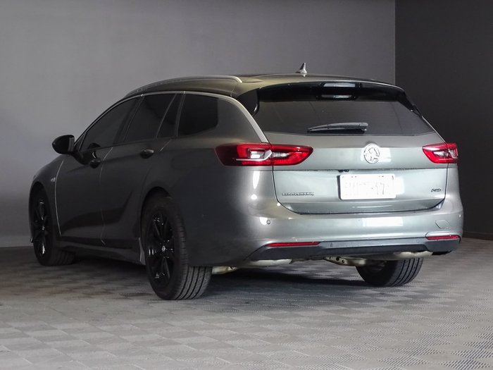 2019 Holden Commodore RS ZB MY19.5 Cosmic Grey