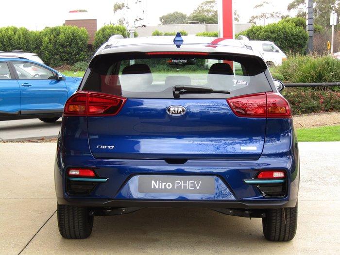 2021 Kia Niro EV S DE Yacht Blue