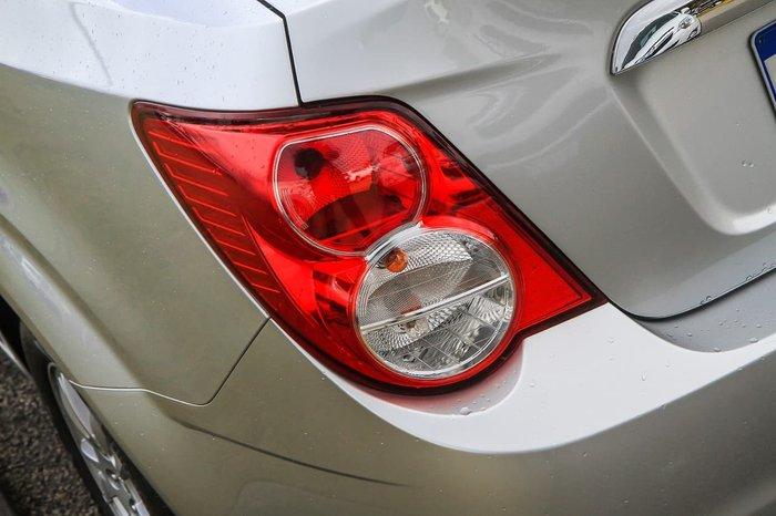 2016 Holden Barina CD TM MY16 Silver