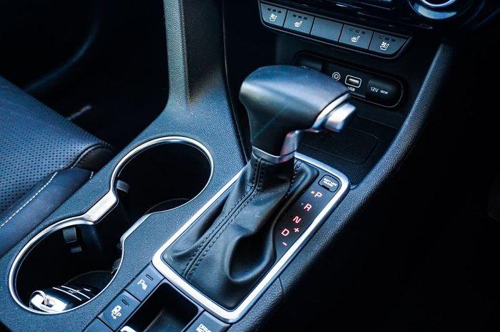 2016 Kia Sportage Platinum QL MY16 AWD Red