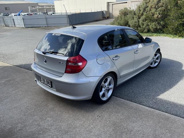 2010 BMW 1 2010 BMW 1 18d AUTO 5D HATCHBACK DT4 DIESEL