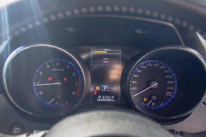 2018 Subaru Outback 3.6R 5GEN MY18 AWD Silver