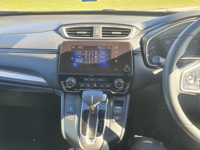 2020 Honda CR-V VTi RW MY21 Modern Steel
