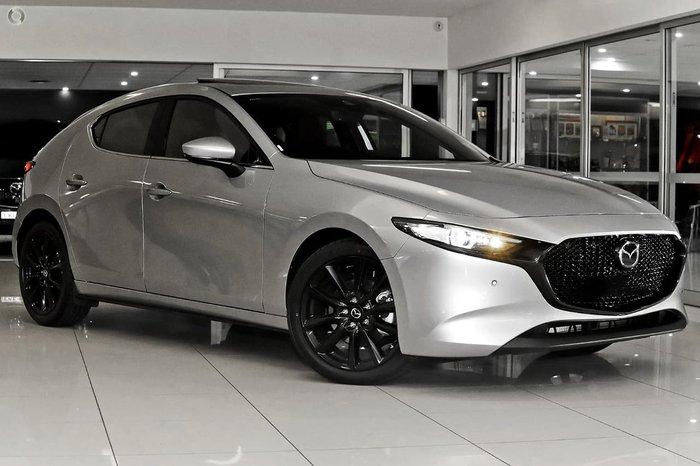 2021 Mazda 3 G25 Astina