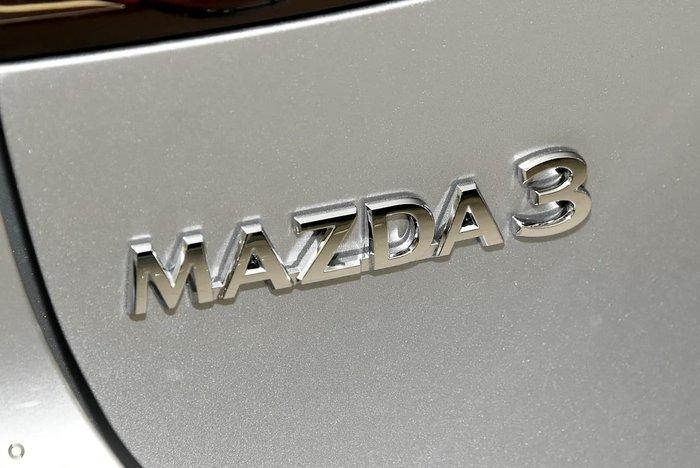 2021 Mazda 3 G25 Astina BP Series Silver