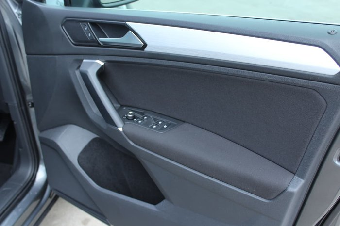 2018 Volkswagen Tiguan 110TSI Comfortline 5N MY18 Grey
