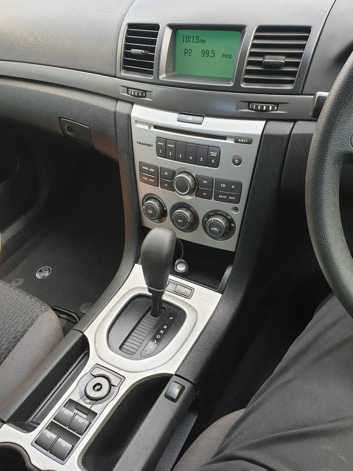 2009 Holden Commodore Omega VE MY09.5 Bronze