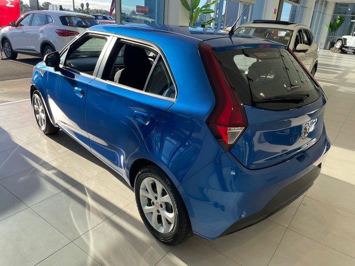 2021 MG MG3 Core (Nav) MY21 Regal Blue