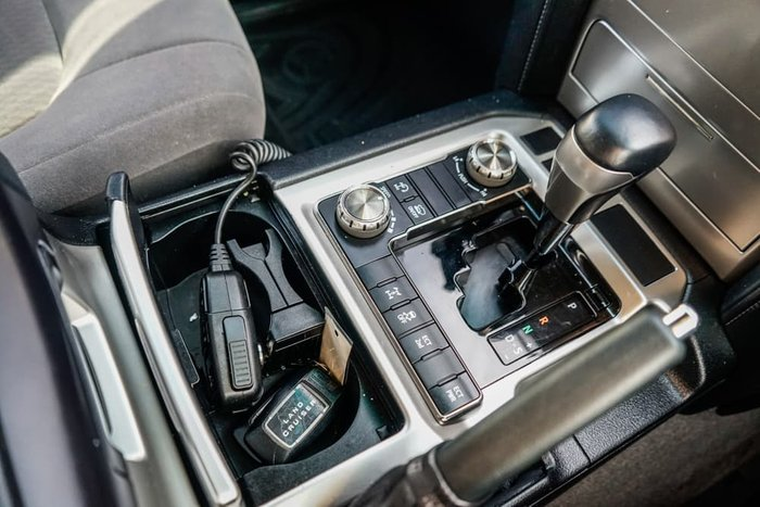 2019 Toyota Landcruiser GXL VDJ200R 4X4 Dual Range Glacier White