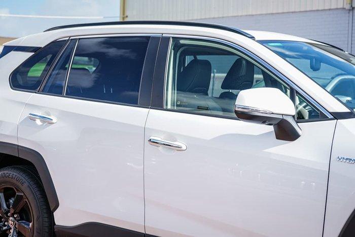 2020 Toyota RAV4 Cruiser AXAH54R 4X4 On Demand Glacier White