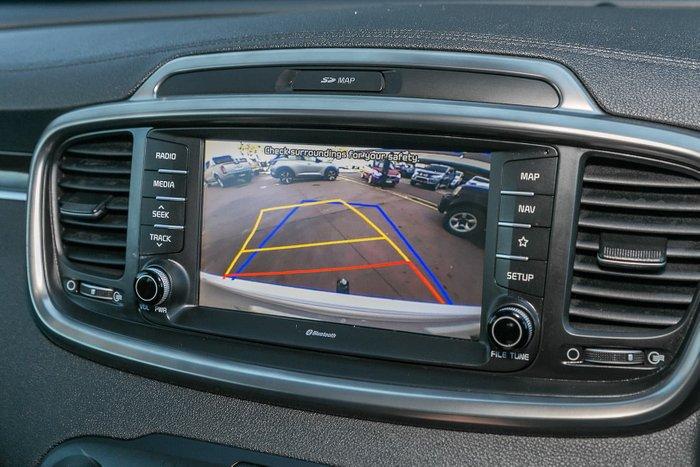 2020 Kia Sorento Black Edition UM MY20 AWD Silky Silver