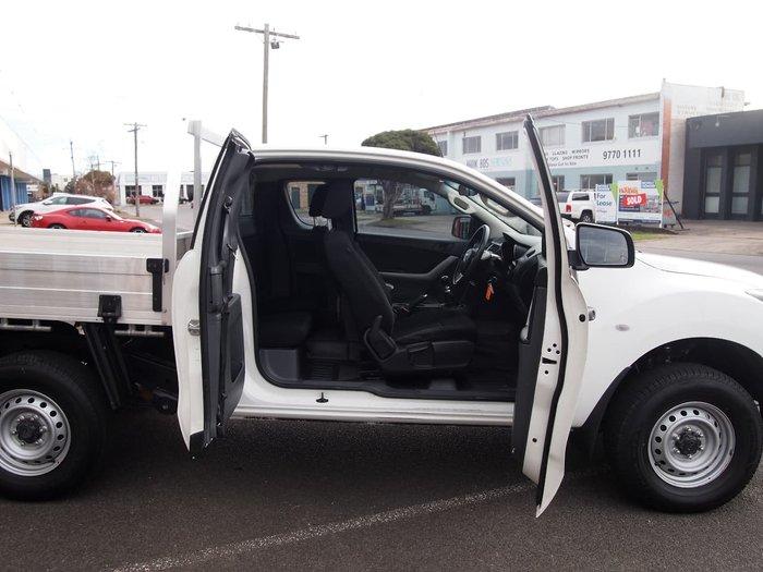 2016 Mazda BT-50 XT Hi-Rider UR White