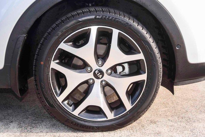 2016 Kia Sportage Platinum QL MY16 AWD Silver
