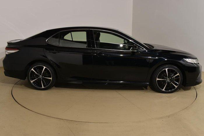 2018 Toyota Camry SX ASV70R Eclipse Black