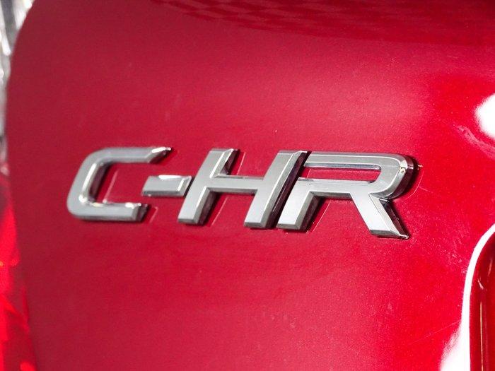 2019 Toyota C-HR NGX10R Atomic Rush