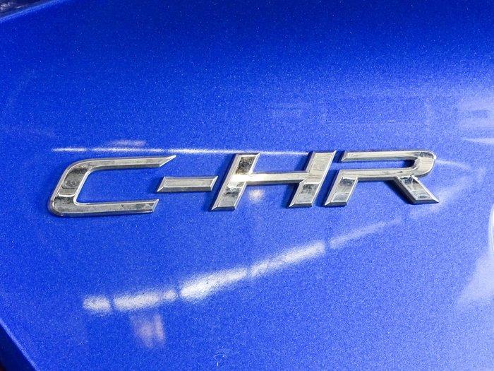2019 Toyota C-HR NGX10R Nebula Blue