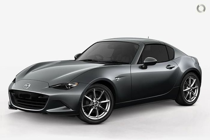 2021 Mazda MX-5 GT ND Machine Grey