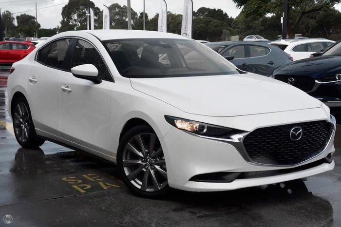 2020 Mazda 3 G20 Evolve