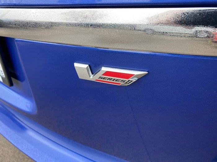 2016 Holden Commodore SS V Redline VF Series II MY16 Blue