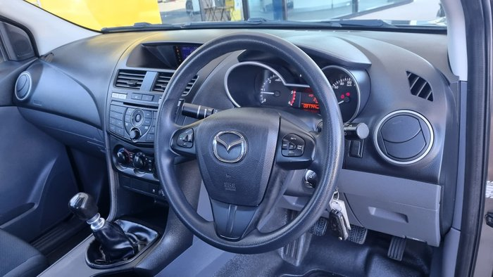 2015 Mazda BT-50 XT Hi-Rider UR Titanium Flash