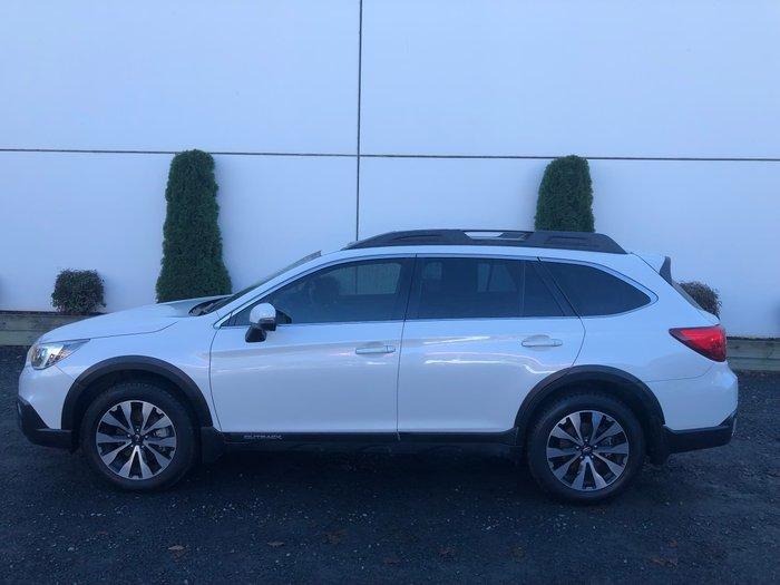 2017 Subaru Outback 2.5i Premium 5GEN MY17 AWD Crystal White