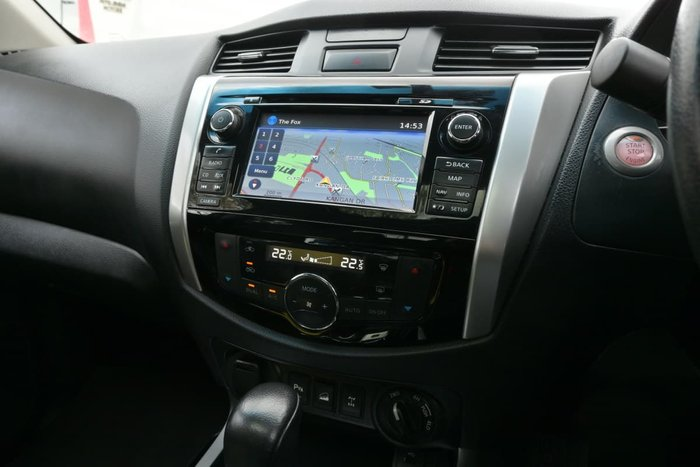 2015 Nissan Navara ST-X D23 4X4 Dual Range Slate Grey