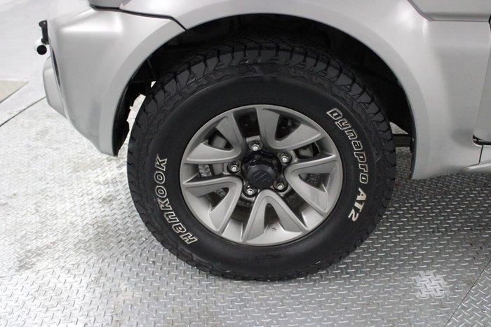 2015 Suzuki Jimny Sierra SN413 T6 4X4 Dual Range Quasar Grey