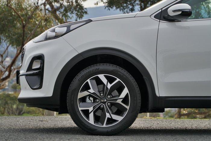 2018 Kia Sportage Si Premium QL MY19 Clear White