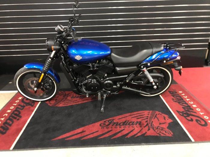 2018 HARLEY-DAVIDSON XG500 STREET 500 Blue