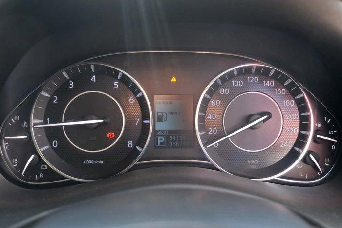 2017 Nissan Patrol Ti Y62 Series 4 4X4 Dual Range Grey