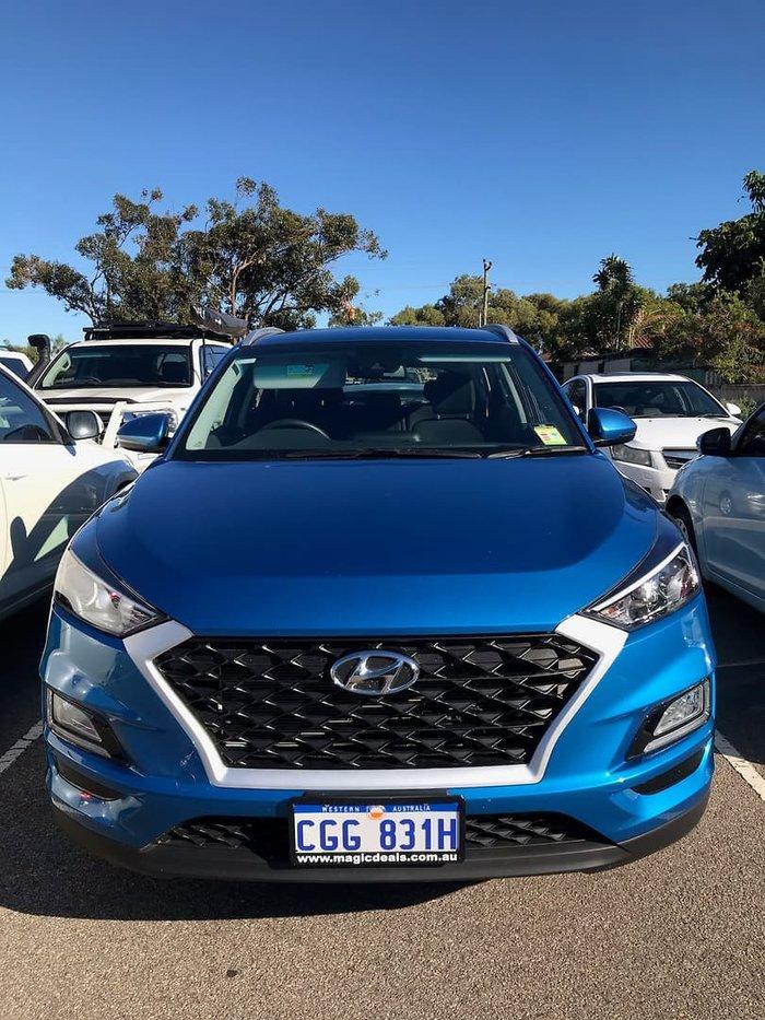 2020 Hyundai Tucson Active TL4 MY20 Aqua Blue