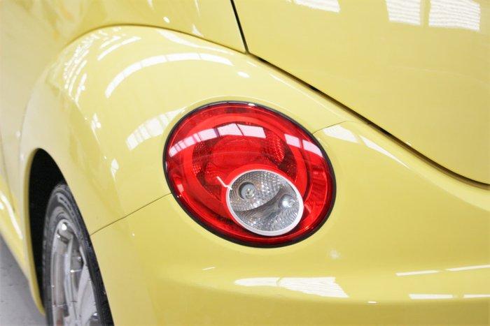 2006 Volkswagen Beetle Miami 9C MY06 Mellow Yellow
