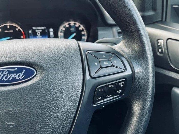 2018 Ford Ranger XL PX MkIII MY19 4X4 Dual Range Silver