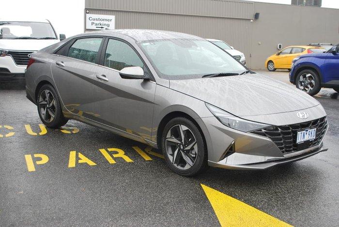 2021 Hyundai i30 Active CN7.V1 MY21 Silver