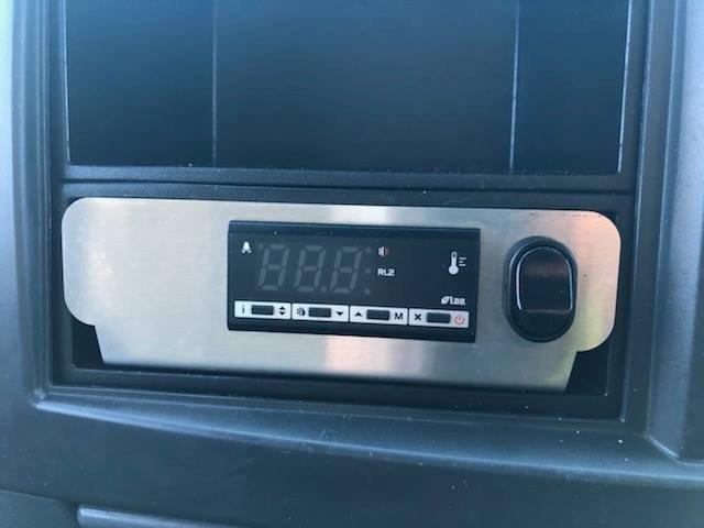 2012 Isuzu NLR200 Fridge Pan - In stock