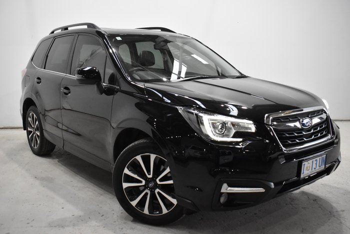 2017 Subaru Forester 2.0D-S S4 MY18 AWD Crystal Black