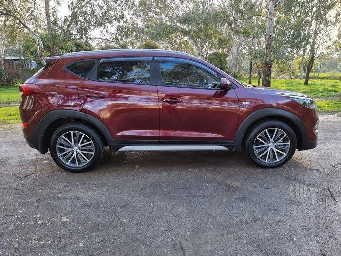 2016 Hyundai Tucson Active X TL Ruby Wine