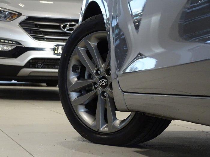 2015 Hyundai i30 SR Premium GD3 Series II MY16 Silver