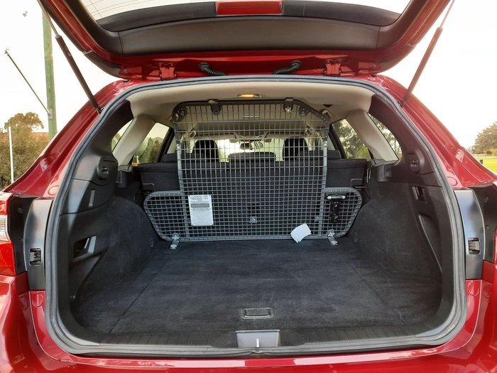 2016 Subaru Outback 2.5i 5GEN MY16 AWD Venetian Red