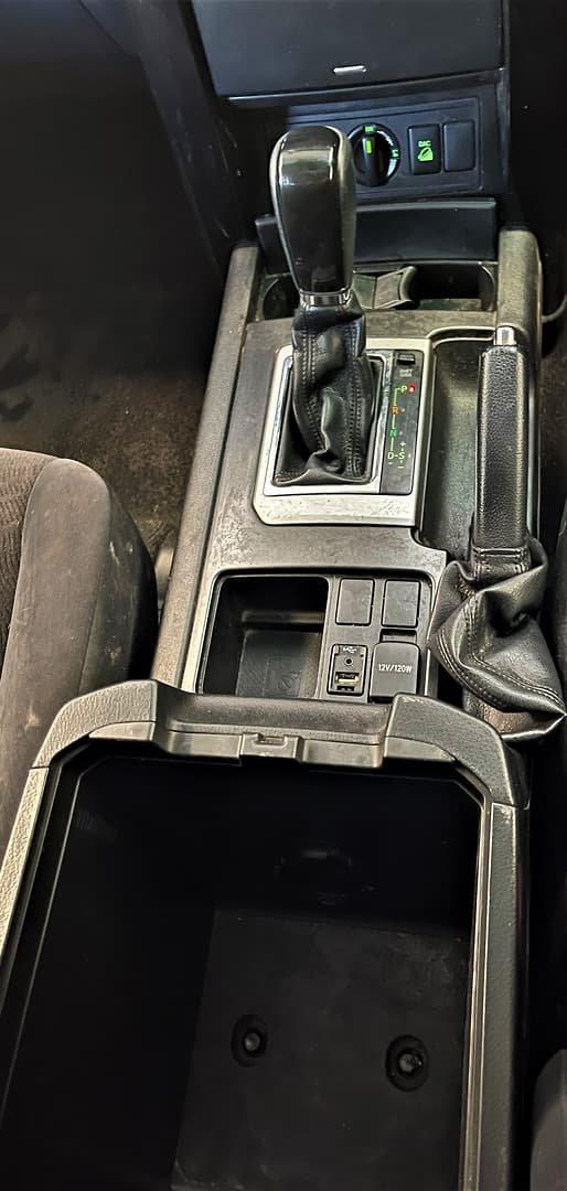 2014 Toyota Landcruiser Prado GXL KDJ150R MY14 4X4 Dual Range Silver Pearl