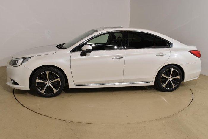 2016 Subaru Liberty 3.6R 6GEN MY16 AWD Crystal White