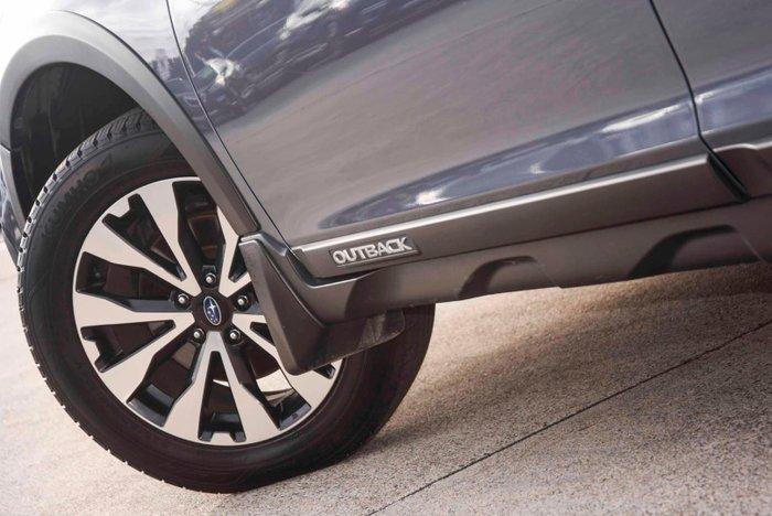 2015 Subaru Outback 2.5i Premium 5GEN MY15 AWD Platinum Grey