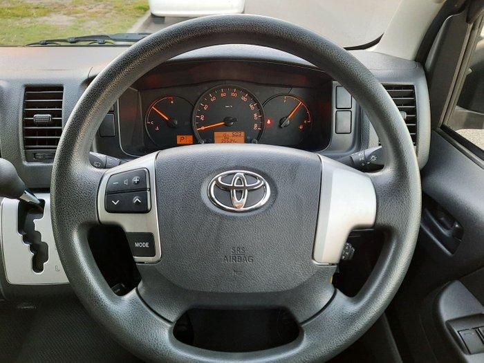 2017 Toyota Hiace KDH201R Black