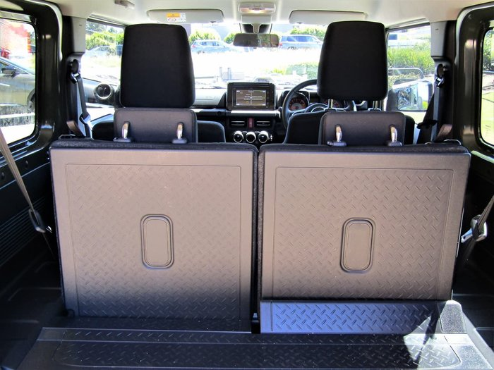 2021 Suzuki Jimny GJ 4X4 Dual Range Grey