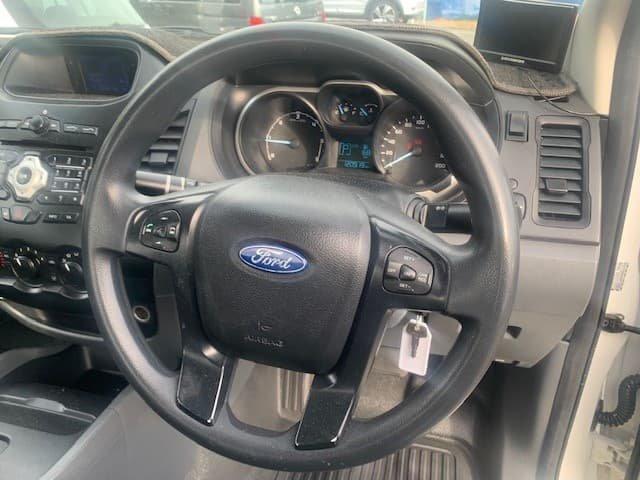 2011 Ford Ranger XL Hi-Rider PX Cool White