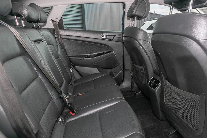 2016 Hyundai Tucson Highlander TLe AWD Blue