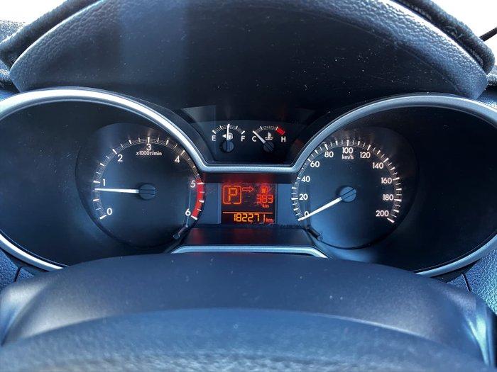 2012 Mazda BT-50 GT UP 4X4 Dual Range Cool White