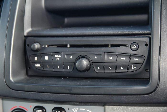 2014 Renault Trafic X83 Phase 3 Grey